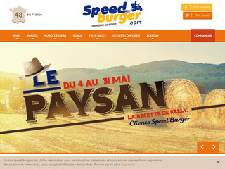 Speed Burger - Vente de Hamburgers