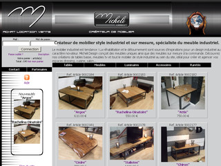 Mobilier sur mesure - Micheli Design